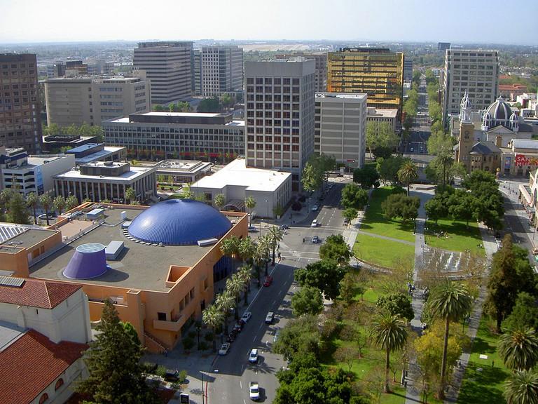 Downtown San Jose South Market