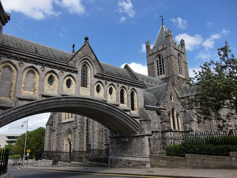 Christ Church Cathedral | © Barcex/WikiCommons