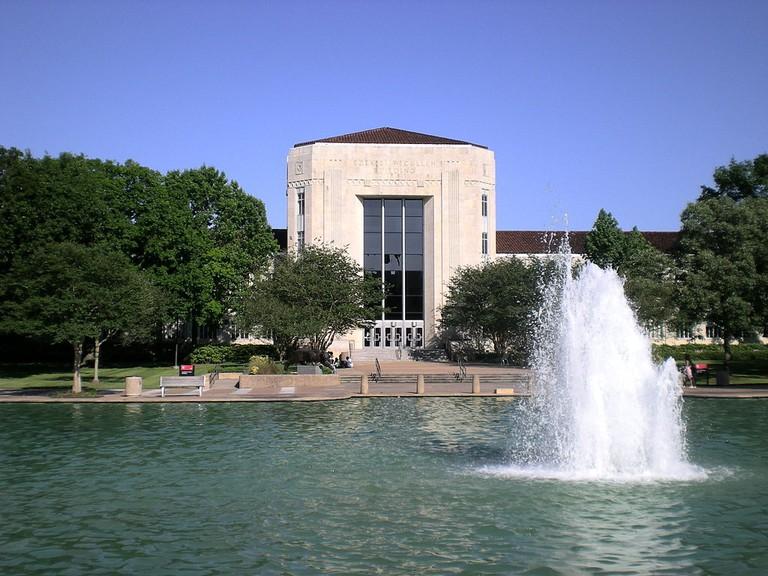 Ezekiel W. Cullen Building