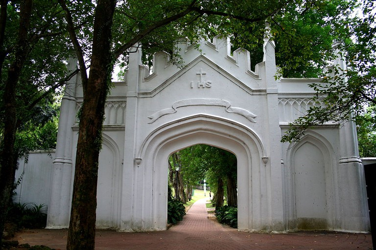 Fort Canning | © Jorge Cancela/Flickr