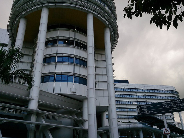 KK Women's and Children's Hospital (KKH) | © ProjectManhattan / Wikimedia Commons