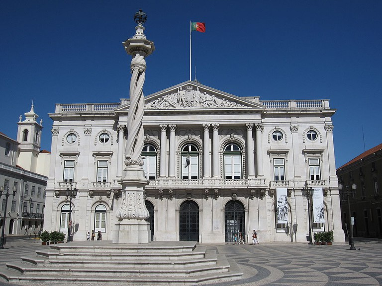 Lisbon's City Hall will be open for free tours. © Bernt Rostad / Wikimedia Commons