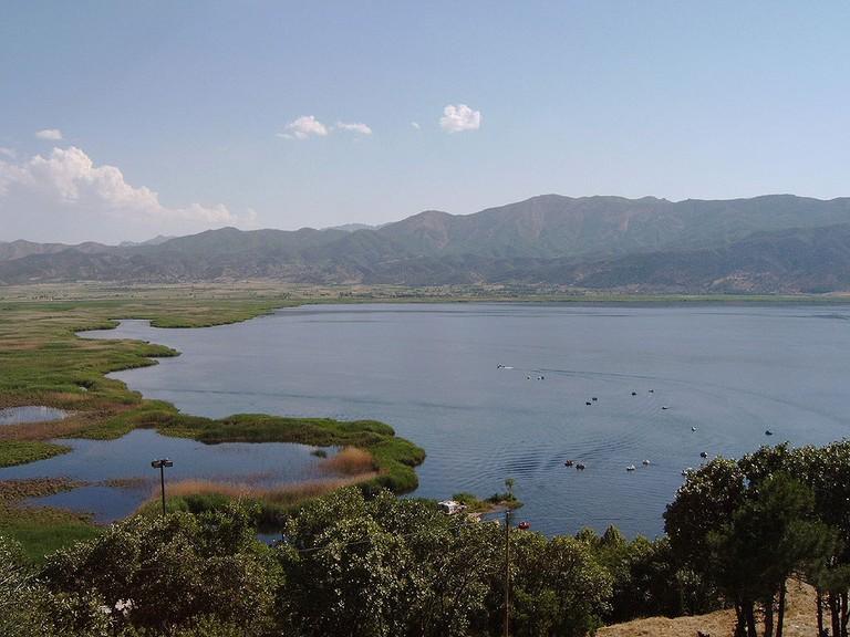 Zerivar is a fresh water lake | © Mr.minoque / Wikimedia Commons