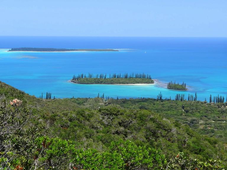 Isle of Pines, New Caledonia   ©Thomas Ballandras / Flickr