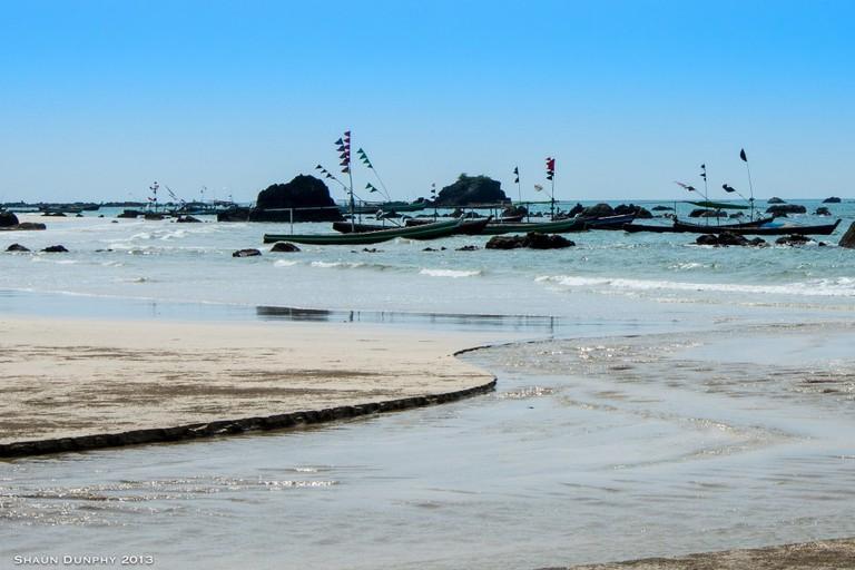 Ngapali Beach   © ReflectedSerendipity/Flickr