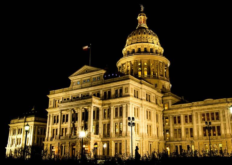 Austin's Capitol Building| © nateClicks/Flickr