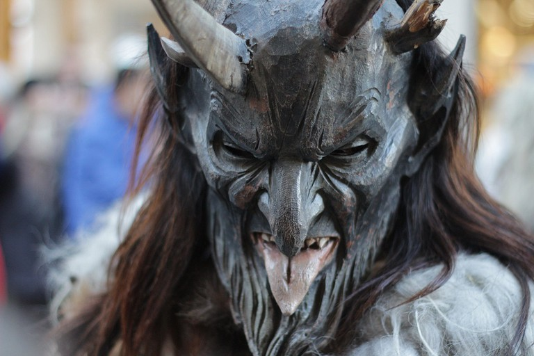 Beware the krampuslauf! | © tribp / Flickr