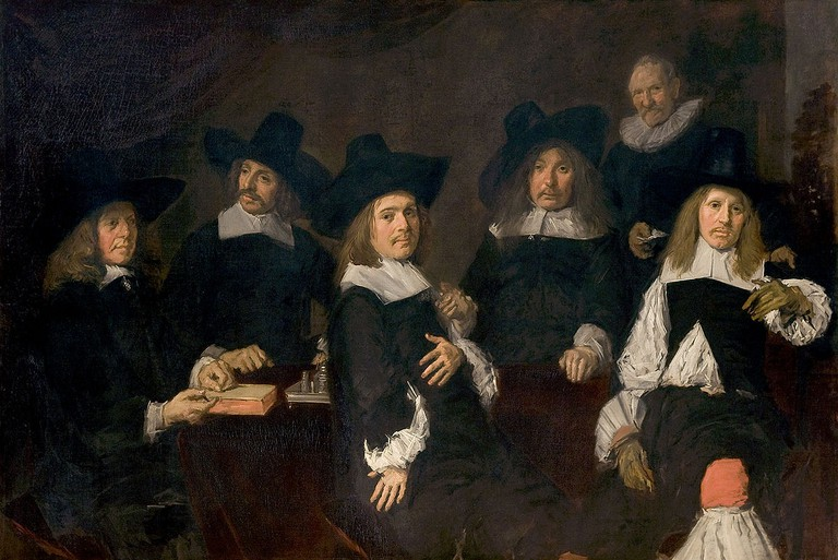 The Frans Hals Museum has a world-renowned collection of Dutch Golden Age paintings