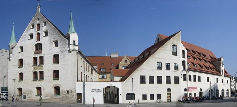 Munich Stadtmuseum   © Maximilian Dörrbecker / Wikimedia Commons