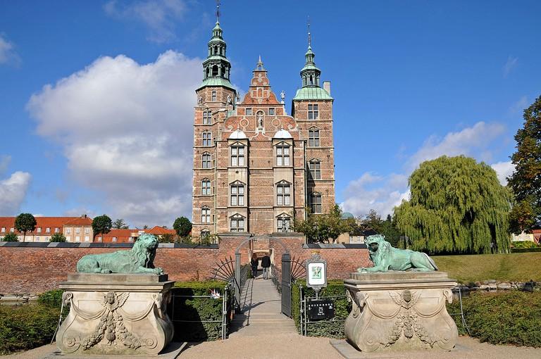 Rosenborg Castle   © Dennis Jarvis/WikiCommons