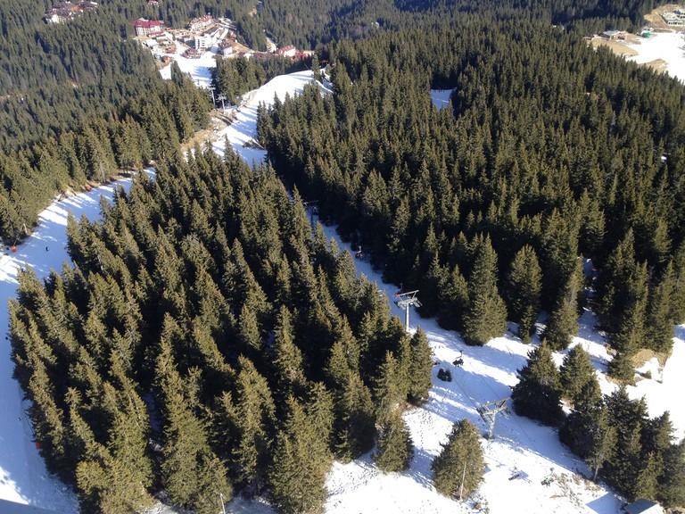 Pamporovo Ski Resort | © Steve Lacey/Flickr