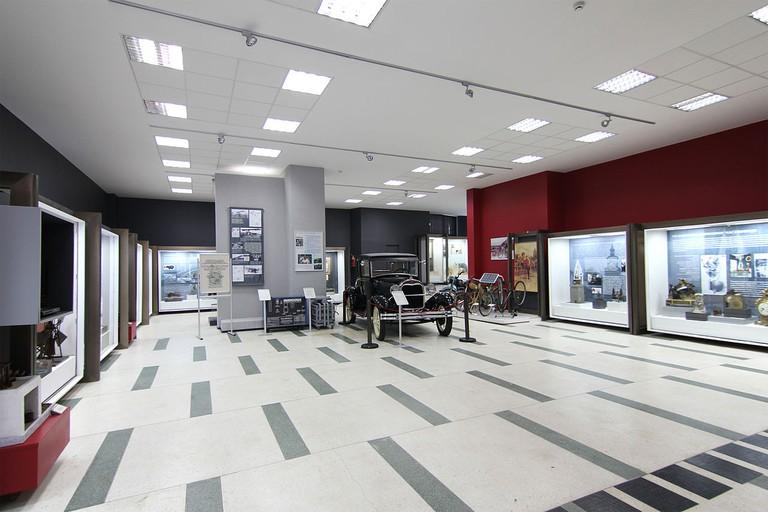 National Polytechnical Museum | © Edal Anton Lefterov/WikiCommons