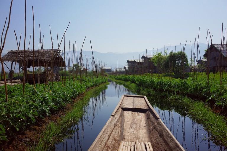 Rural life in Myanmar   © Basil Strahm