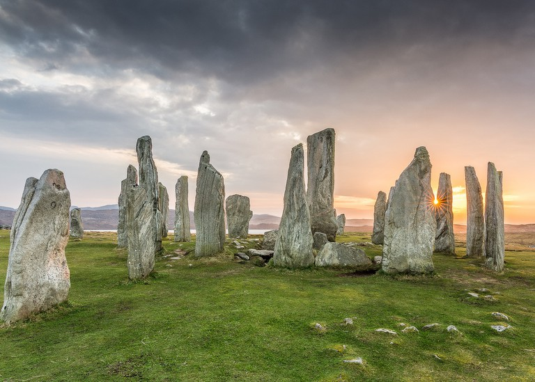 Callanish Stones | © Chris Combe/Flickr