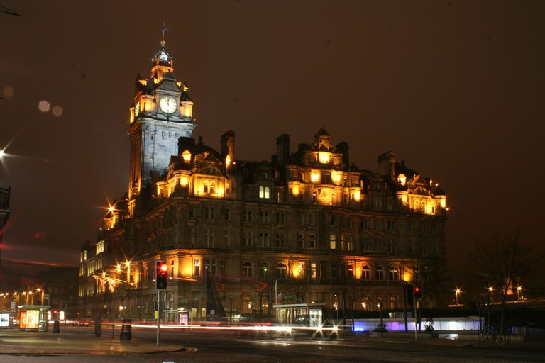 Balmoral Hotel | © Nigel Wade / Flickr