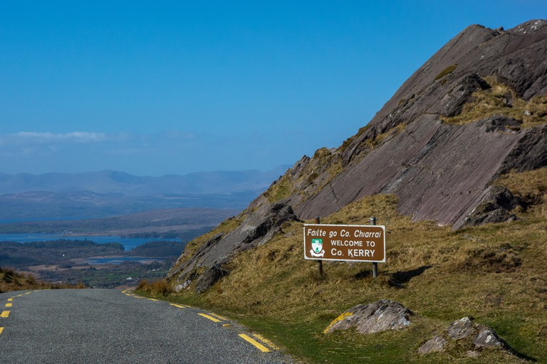 Fáilte/Welcome to Co. Kerry sign | © christopher_brown/Flickr