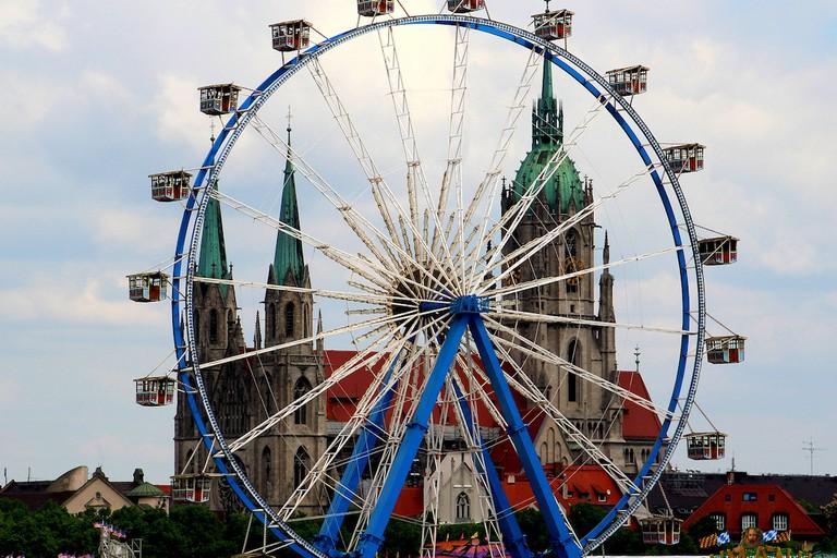 Frühlingsfest in Munich