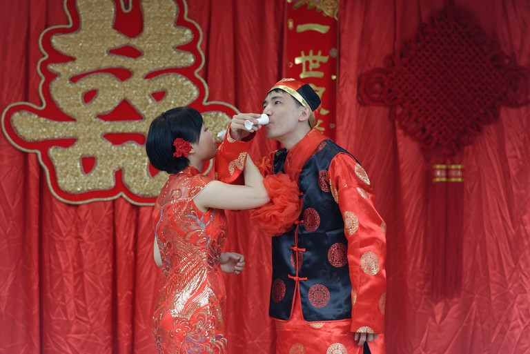Chinese Wedding | ©llee_wu/Flickr