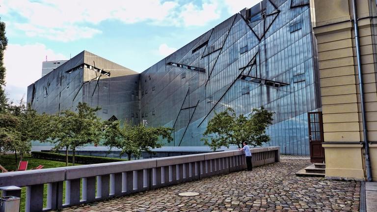 The Jewish Museum, Berlin   © Mariano Mantel/Flickr