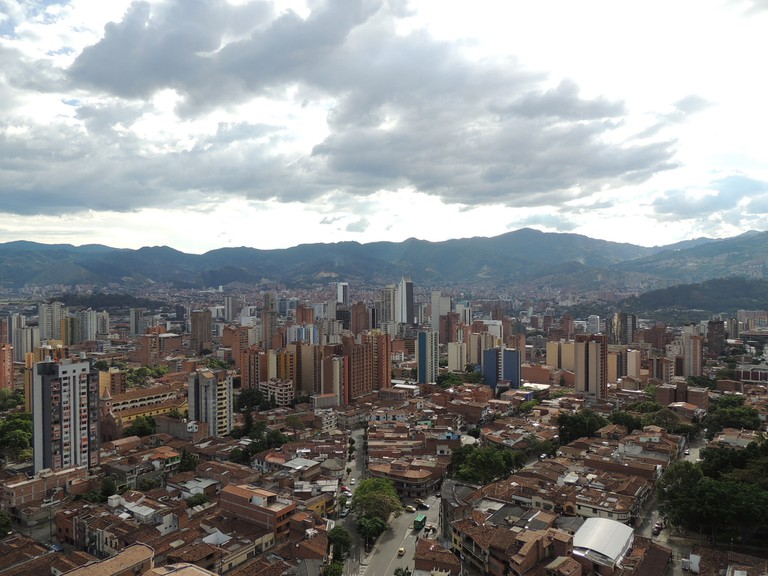 Colombia's Fashion Capital Medellin © Iván Erre Jota / Flickr https://www.flickr.com/photos/15072398@N00/14738903800/in/photolist-osqJB3-dyUY1i-dewJCs-5Re4Ww-dAwLuw-dArhRH-c7z6HQ-cm5UZC-cMpTSA-oJDEZT-cMpSFQ-aGNLGH-dr9FLS-ddCNvT-bLN1Fc-96aQBu-cJKEAA-dsozod-cMpScq-cduU53-odc64i-bX28tX-p5ekAD-cKgNws-pjLhaH-qfBqqw-oDE8Bu-dsKn3s-oUdHrF-bLeaAx-oTX2VT-rVp99J-DcEoPW-c2jAjN-ddhmNd-cMpTey-ddhn25-oBJ2ud-pLC8W9-opEBRK-bLeajk-d4WX4E-cGiSQm-oBJiQY-pJHqCE-psCvvc-cJKDnu-ceDRa5-9iafzN-oWPiMY