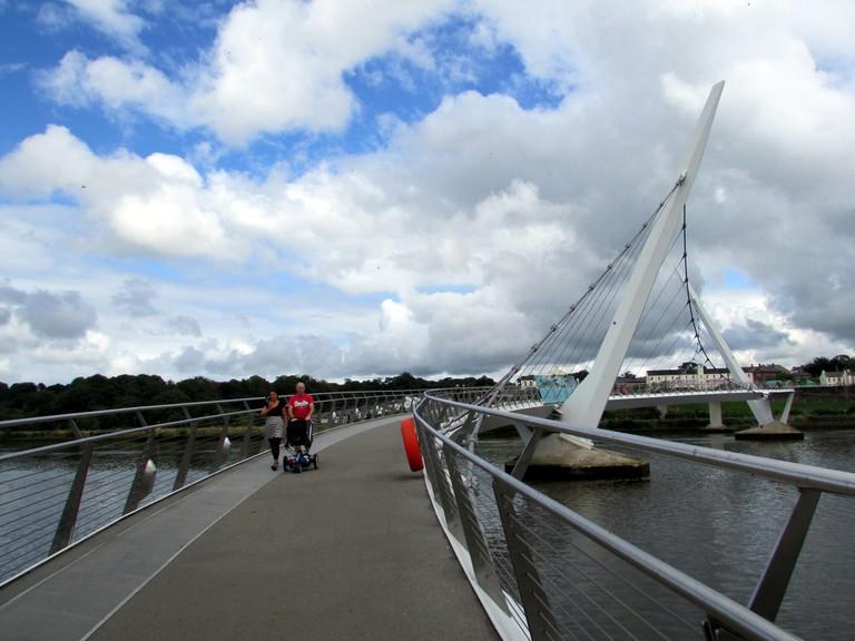 Peace Bridge | © Tom Bastin/ Flickr