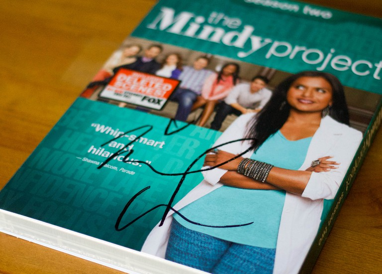 The Mindy Project   © LWYang / Flickr