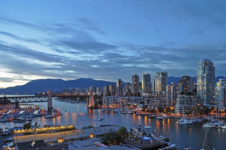 Vancouver, British Columbia | © Harshil Shah / Flickr