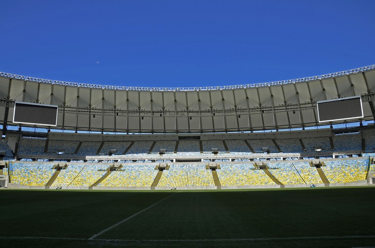 Maracana Stadium |© Alexandre Macieira | Riotur/Flickr