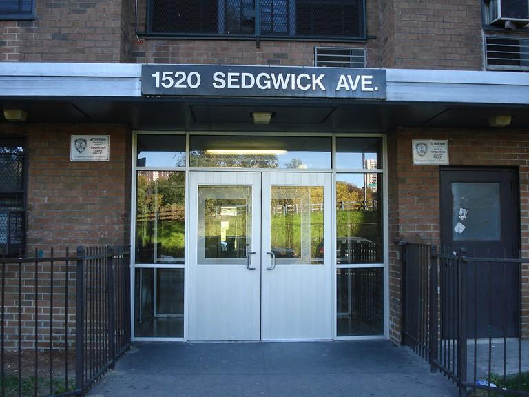 1520 Sedgwick Ave | WikiCommons