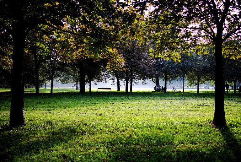 The tranquil Prater park   © Christian Kadluba / Flickr