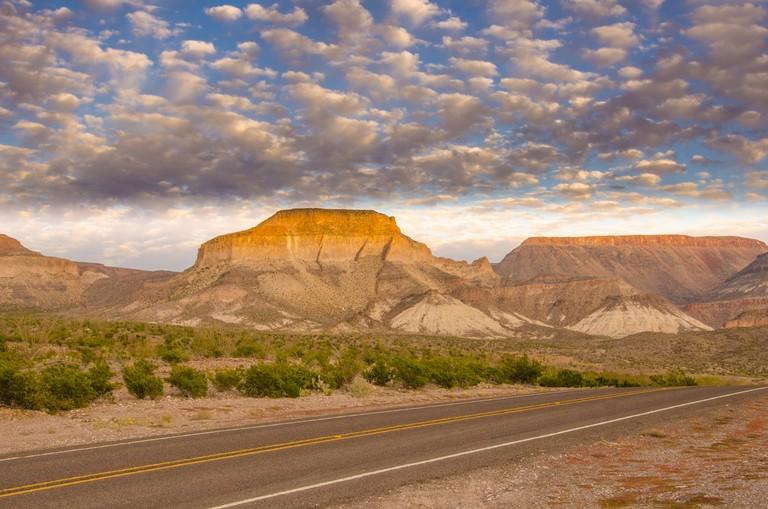 Big Bend Ranch State Park © Colin J. McMechan / Flickr