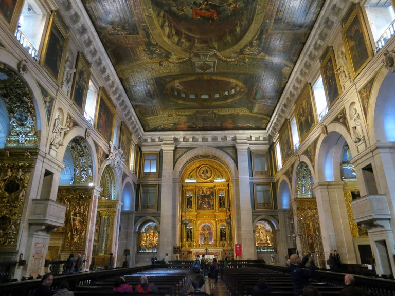São Roque Church © Daniel Lobo / Flickr