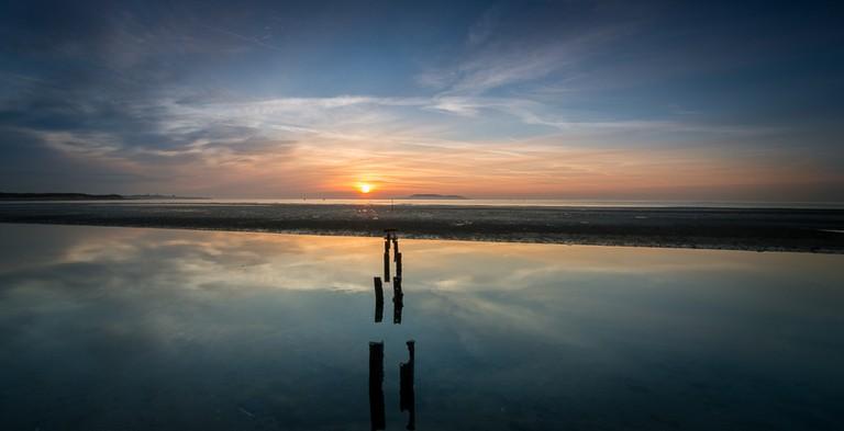 Sunset in Malahide | © Michaela Fricova / Flickr