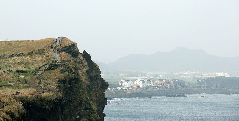Jeju Olle-gil Route 10 | © KoreaNet / Flickr