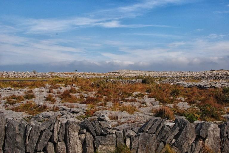 The Burren | © Lisa Williams/ Flickr