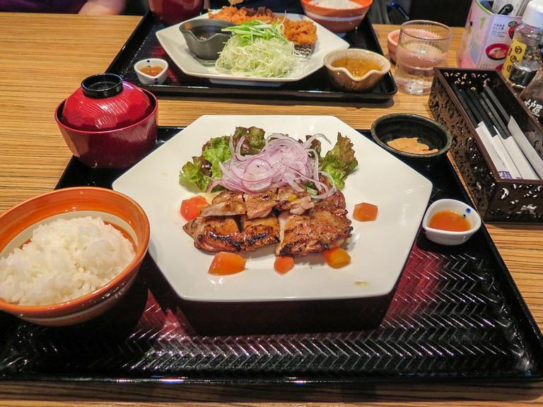 A meal at Ootoya | © Nelo Hotsuma/Flickr