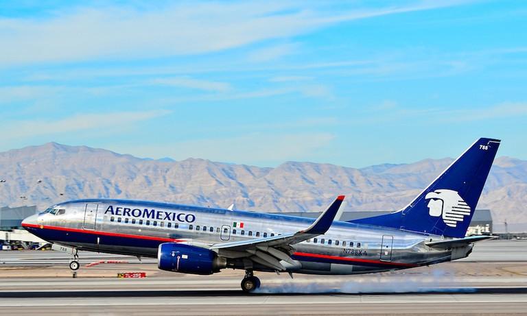 AeroMexico | © Tomás Del Coro/Flickr