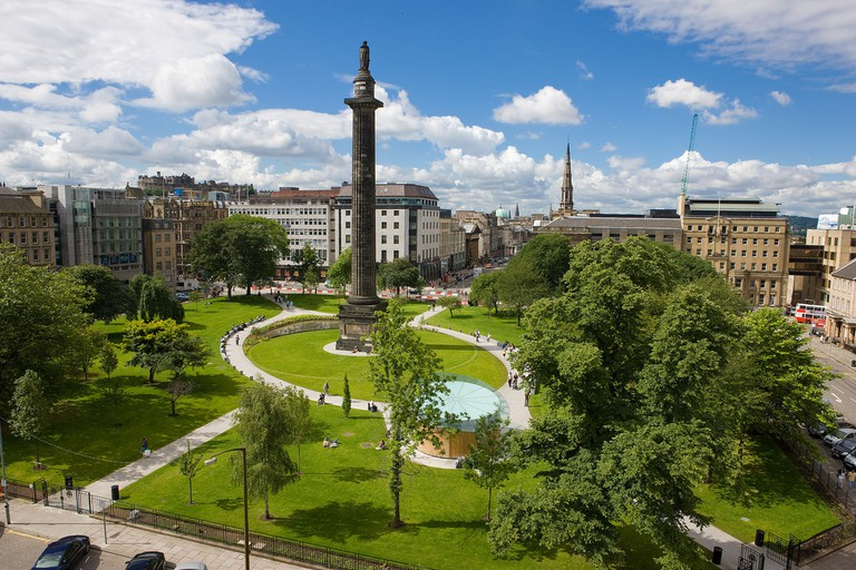 St Andrews Square | Courtesy Of The City of Edinburgh Council