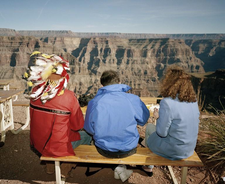 Martin Parr, USA, Arizona, The Grand Canyon, 1994 | © Martin Parr, Magnum Photos, Rocket Gallery
