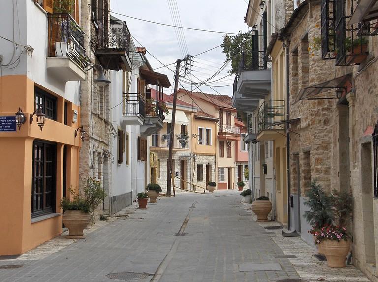 Kastro area, Ioannina