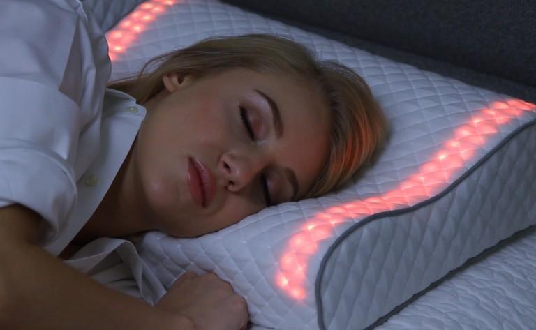 The Sunrise Smart Pillow