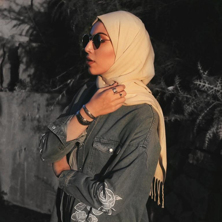 Manar's eclectic style | © Manar Asaad