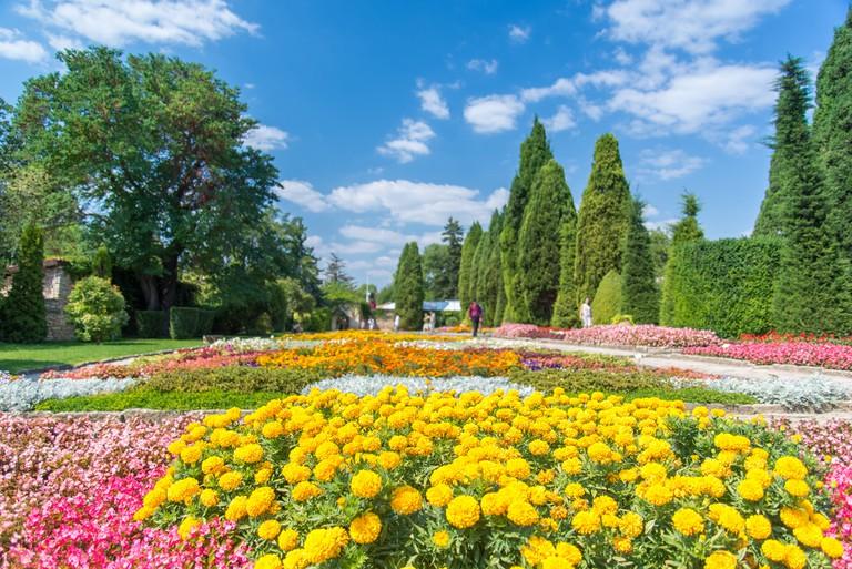 Balchik Palace Garden | © Tristan Schmurr/Flickr