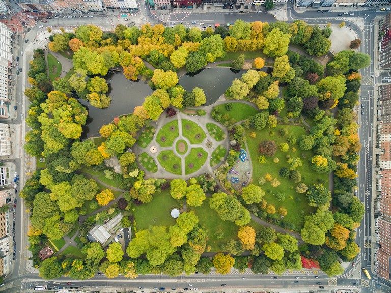 St. Stephen's Green | © dronepicr/Flickr