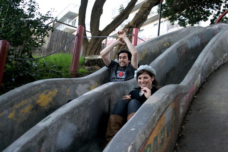 Seward Street Slides