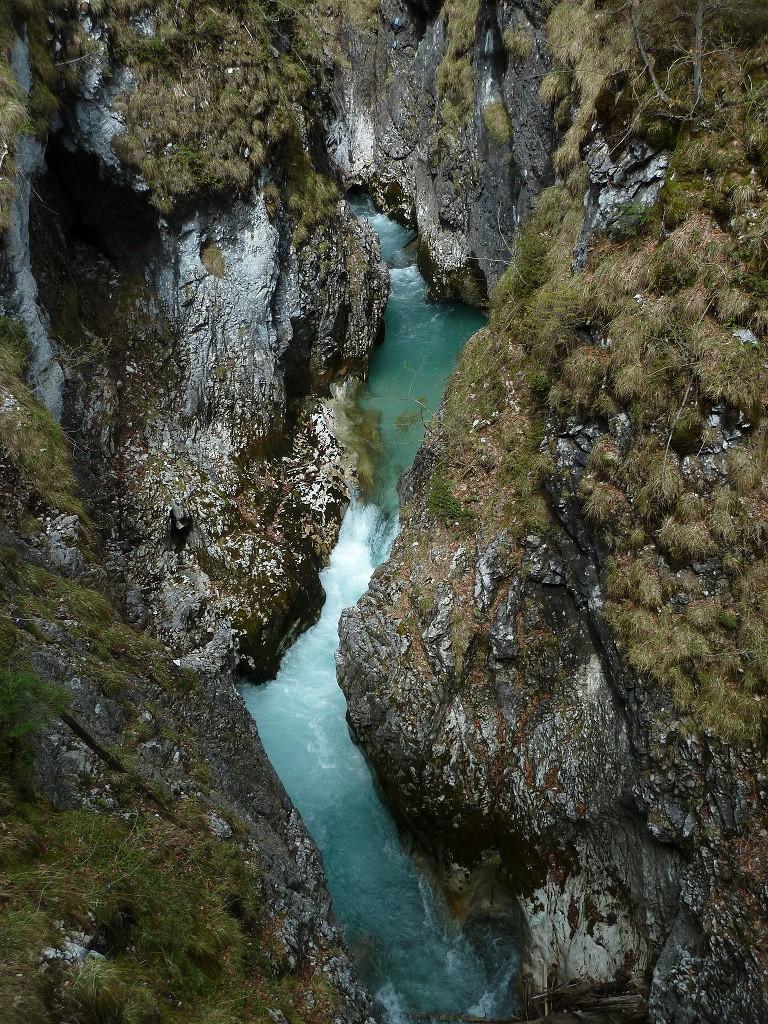 Partnach Gorge © Sergei Gussev / Flickr