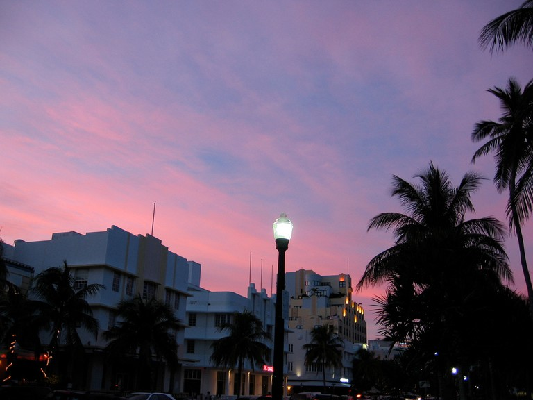 Miami Skies | Marcin Wichary/Flickr