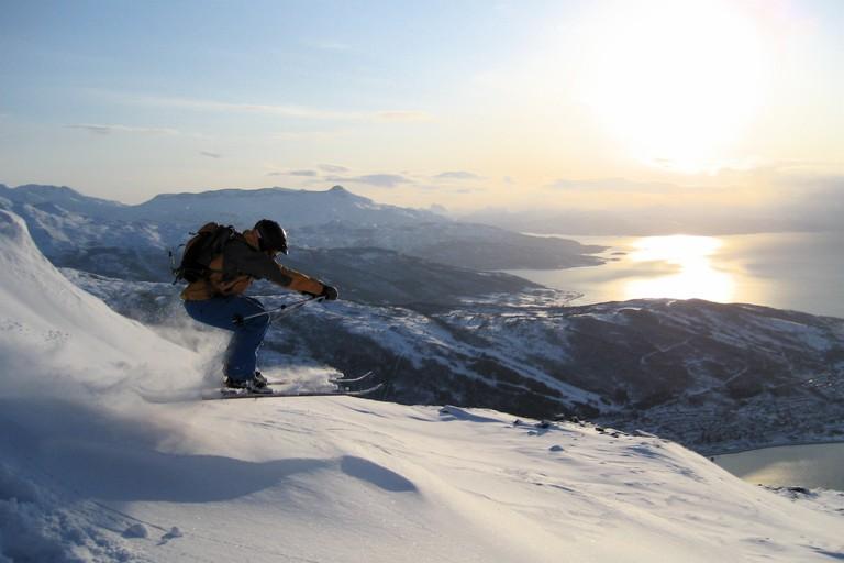 A Norwegian late for work, perhaps? © Heikki Rauhala / Flickr