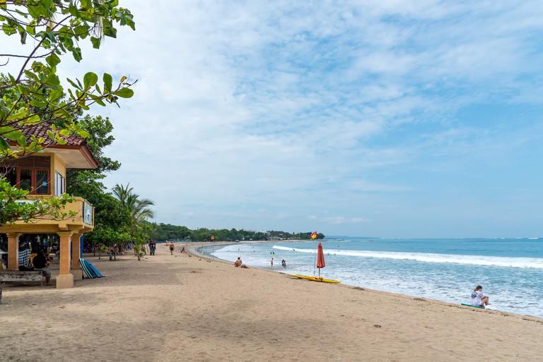 Kuta Beach, Bali | © Keith Yahl/Flickr