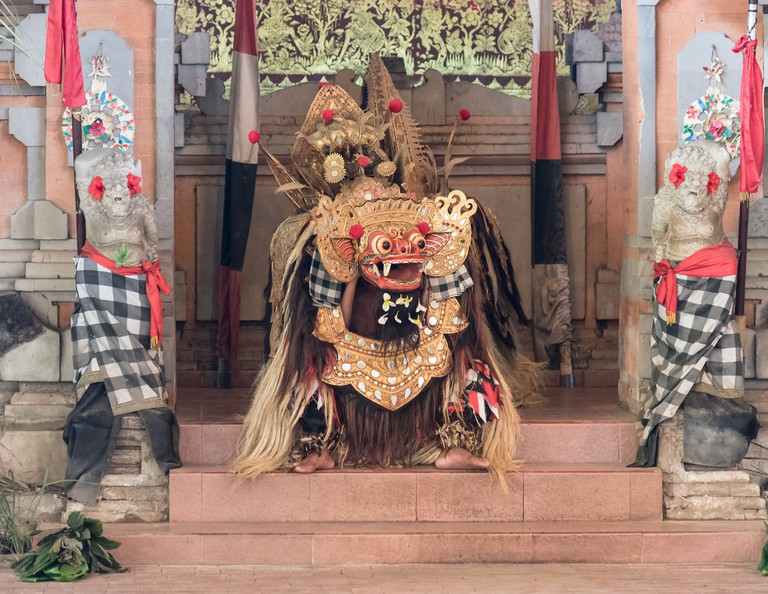 Barong dance | © Keith Yahl / Flickr